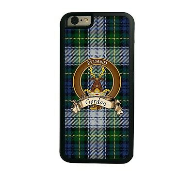 Gordon Scottish Clan Dress Tartan Apple iPhone 7/8  iPhone 7/8 Plus case