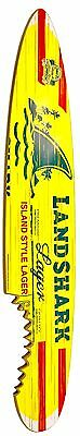 Landshark Surfboard Indoor Sign - 6' (Nib)
