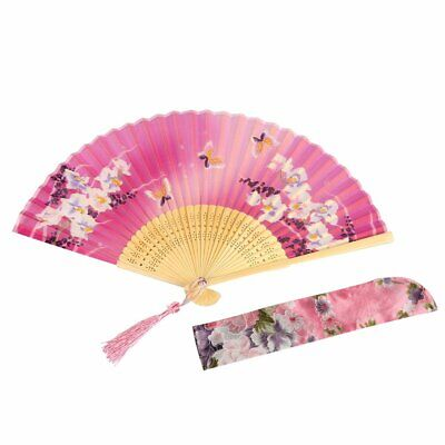 Luck with bamboo Women's Folding Fan Created Bamboo Original Fan