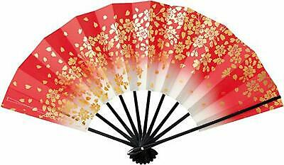 Maiko fan black paint 9 size 5 minutes for dancinga