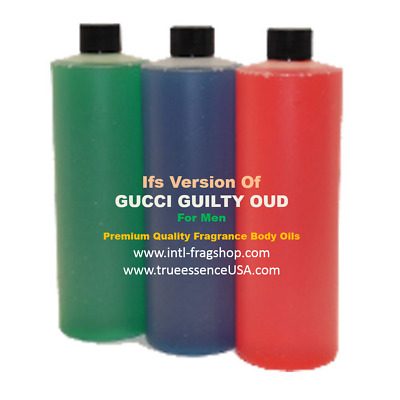Ifs Version of, Gucci Guilty Oud For Men, Premium Quality Oil Based Fragrance