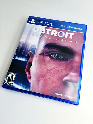 Detroit Become Human - Sony PlayStation 4 PS4