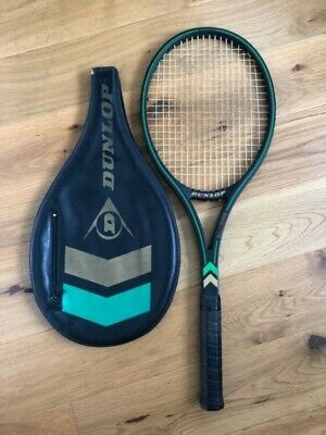 Dunlop Max 200g Tennis Racket and Cover. Grip 5. 2 Available