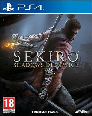 SEKIRO Shadows Die Twice | PS4 | No CD