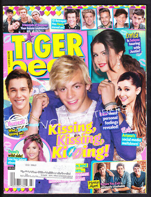 M MAGAZINE~ MAY 2015 ~1D One Direction ~Cameron Dallas ~Ross Lynch