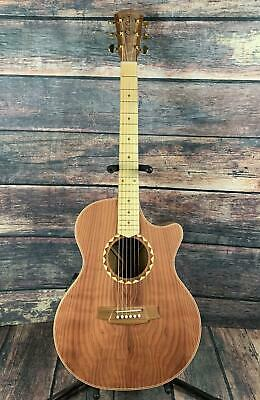 Cole Clark AN2EC-RDBLSB ANGEL 2 EC Redwood/Australian Blackwood Acoustic Electri