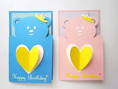 Happy Anniversary S Day Greeting Card Diy Handmade Special