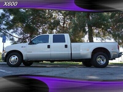 2003 F-350 Super Duty 47000 Miles XLT 8 FT Oxford White Metallic Ford F-350 with 47,852 Miles available now!