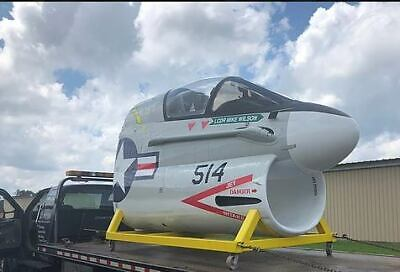 Beautifully Restored Vought A-7B Corsair II Cockpit - You'll Find None Better!