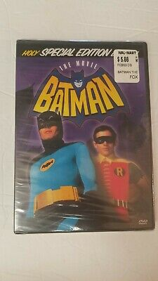 1966 BATMAN The Movie Special Edition 35th Anniversary DVD New/SEALED