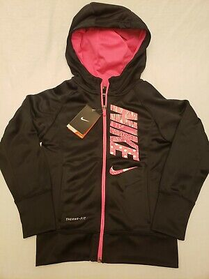 89316304766d NEW NIKE GIRLS Therma-Fit Pullover Hoodie Choose Size and Color MSRP ...