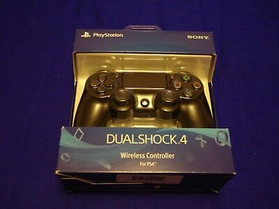 Playstation 4 SONY DUALSHOCK 4 Wireless Controller for PS4 Jet Black FREE SHIP !