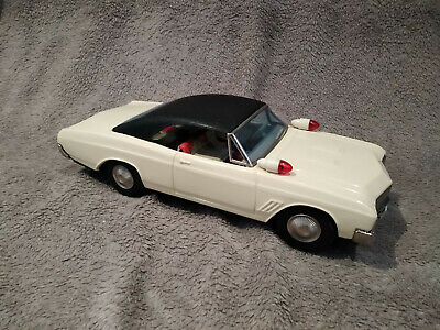 voiture tole électrique ASAKUSA TOYS BUICK ELECTRA 1962 made in japan rare toy