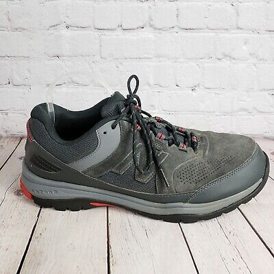 NEW BALANCE 769 Mens Gray Walking Shoe Sneakers MW769GY Size 12 2E WIDE