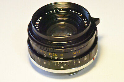 Summicron 35mm for Leica M