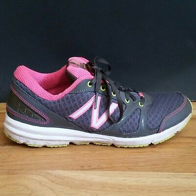 sale retailer 0a507 9bfaa New Balance 577 WX577PB Gray Pink Womens Running Cross Training Shoe Size  9B(US