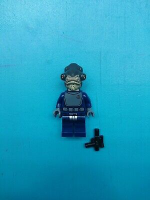 NEW LEGO ADMIRAL RADDUS FROM SET 75172 STAR WARS ROGUE ONE SW0816