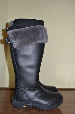 9382ef0c833 AUTHENTIC UGG MIKO WATERPROOF LEATHER Winter Boots Women's 5.5 NEW $295
