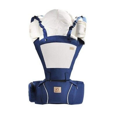Bebamour Bebear New Style Designer Sling Hip Seat and Baby Carrier 2 in 1