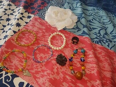 Misc Ladies / Girls Accessories (Used) X 8 Pce's