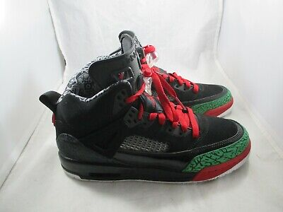 newest 55c23 8d791 Nike Air Jordan Spizike Black red green Youth Size 7Y 317321-026