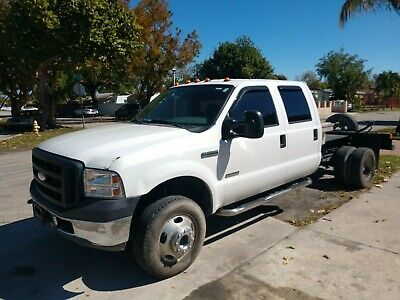 2006 Ford F-350  Ford F350 4X4 dually 2006