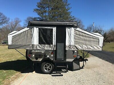 2018 Forest River Flagstaff 176SE off road pop-up camper Sports Enthusiast