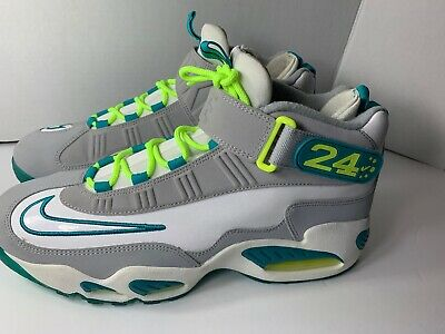 e3246e08e5 NIKE AIR GRIFFEY 1 White/Neon/Turbo-Green (354912-104)Sz 13 GDFAS ...