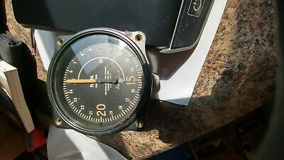 Kollsman Mechanical Tachometer, 218-011-2914