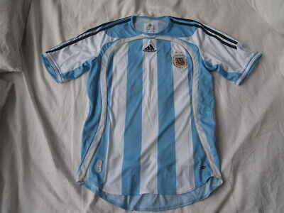 Argentina football jersey by adidas sz S - 100% authentic Messi
