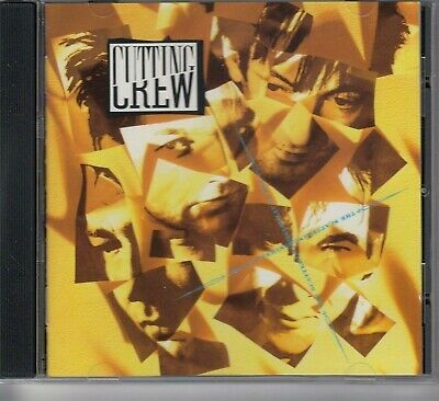 Cutting Crew - The Scattering / 1989 Siren Usa / Cut Out  / Cd