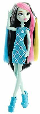 Monster High Voltageous Hair Frankie Stein Doll With Glowing Hair
