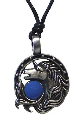 Pewter DOLPHIN NECKLACE Pendant on Adjustable Black Cord Nickel Free NEW in Pack