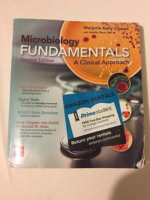 microbiology fundamentals a clinical approach 3rd edition cowan and smith