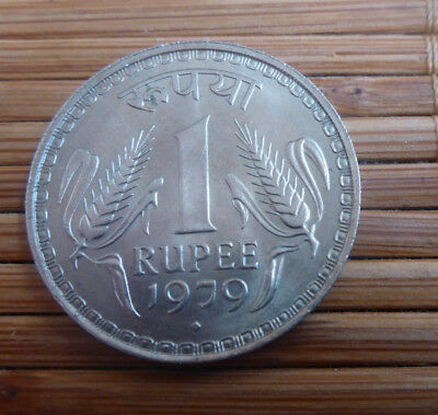 1979 India - One 1 Rupee Coin