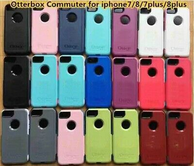 iPhone7 Plus iPhone 8 Plus Otterbox Commuter Series SHOCKPROOF case