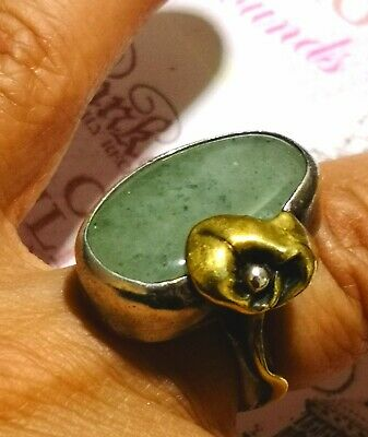 JINN ring- Marid Djinn PRINCESS ENTITY VESSEL from the KINGDOM OF SOLOMON