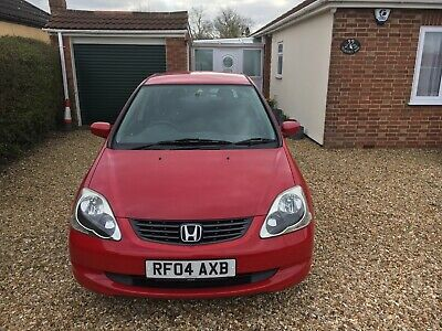 Honda civic SE 1.6 2004