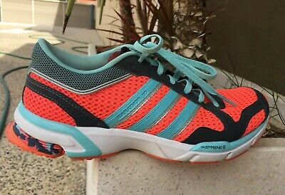 Women Adidas Marathon 10 Running  Trainers Sports Casual Sneakers Shoes Sz US7.5