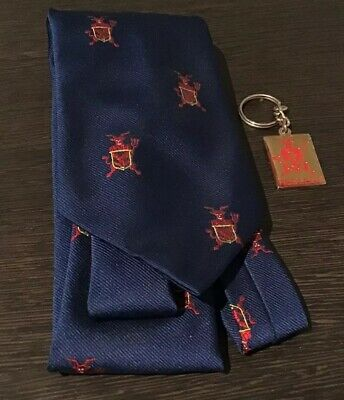Melbourne Demons Or Norwood Redlegs Tie & Badge