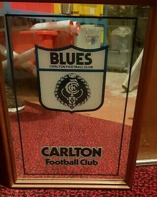 Carlton BLUES AFL MIrror