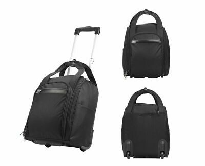 Women Travel Luggage Wheels Cabin Rolling Wheeled Versatile Tote Duffel Luggage