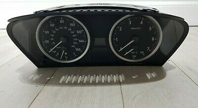 Bmw E63 E64 6 Series Speedo Clocks Instrument Cluster 6944137