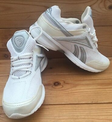 REEBOK NEW LADIES Easytone Toning Trainers Size 3.5 (right