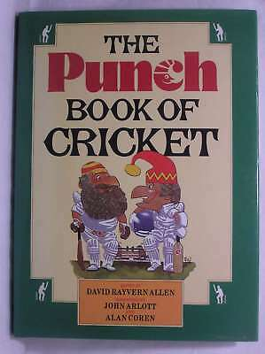 """The """"Punch"""" Book of Cricket, , Excellent Book"""