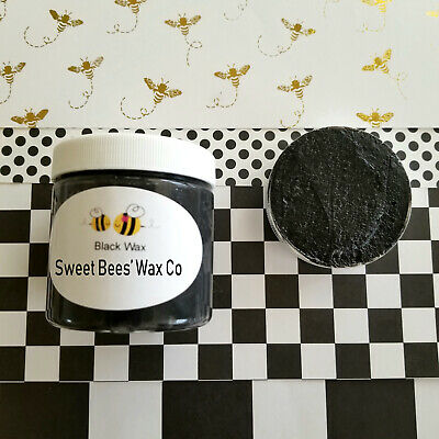 All Natural Wax 6oz Black For Antiquing Furniture Wood Chalk & Milk Painted