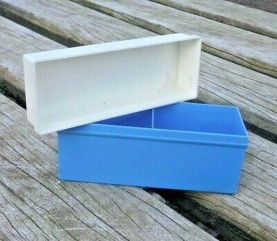 35mm slide storage boxes. Holds up to 40 slides. Pack of 20. New, not reclaimed.