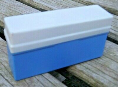 35mm slide storage boxes. Holds up to 26 slides. Pack of 20. New, not reclaimed.