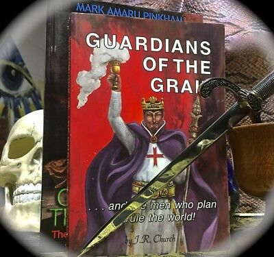 2 SC's ~ GUARDIANS OF THE 1) HOLY GRAIL 2) GRAIL ~ ILLUMINATI CONSPIRACY MASONIC