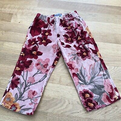 451f6e97a Beautiful Girls Kenzo Velvet Trousers. Age 18 months. Fantastic Condition.